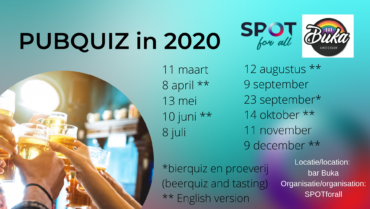 Data pubquizzen Amsterdam