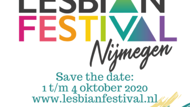 Save the date: Lesbian Festival Nijmegen